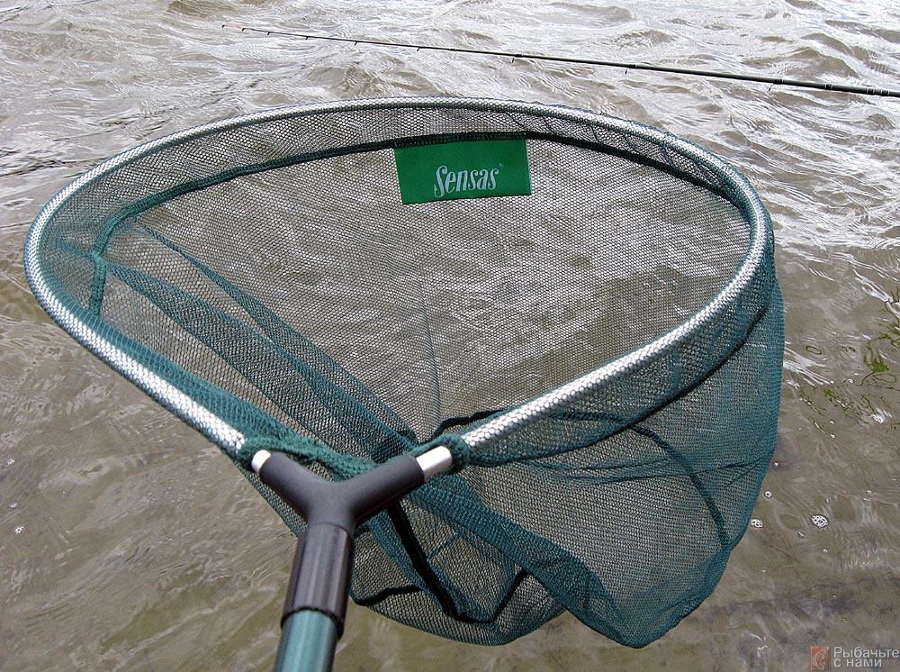 как сделать рыболовный сак своими руками